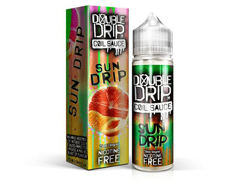 Double Drip Sun Drip Short Fill E-Liquid 50ml