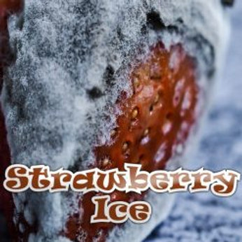 Qcig Strawberry Ice 10ml Various Strengths