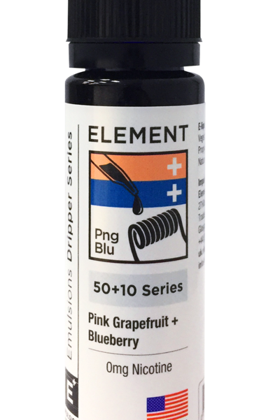 Elements Pink Grapefruit & Blueberry 50ml S/F