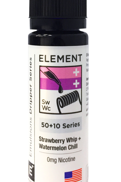 Elements Strawberry Whip & Watermellon Chill 50mlS/F