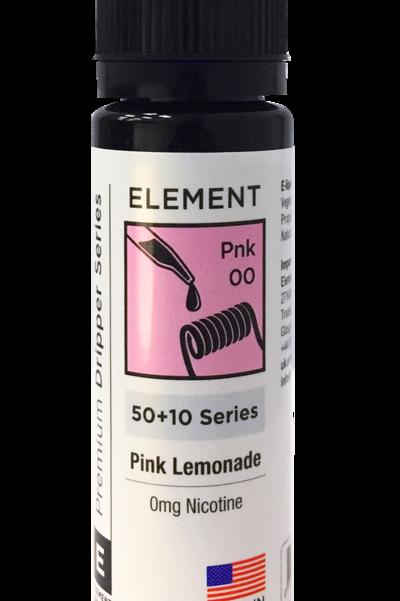 Elements Pink Lemonade 50ml S/F