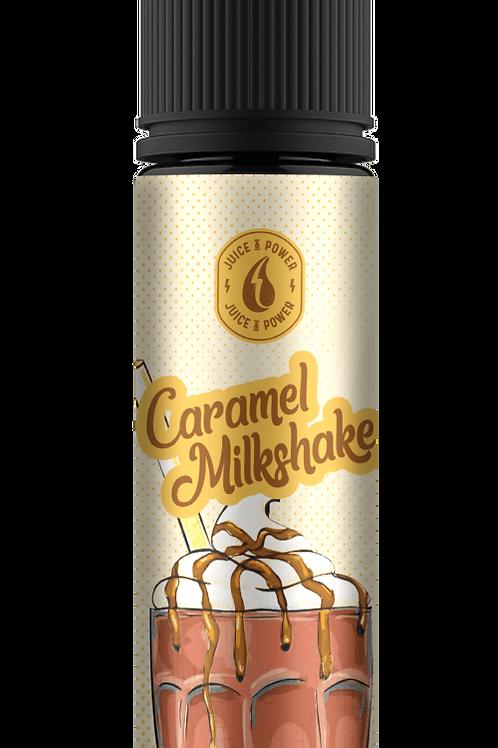 Juice N Power Caramel Milkshake 50ml S/F