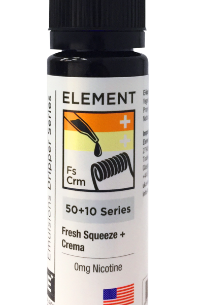 Elements Fresh Squeez & Crema 50ml S/F