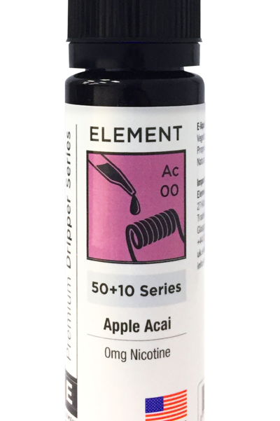 Elements Apple Acai 50ml S/F