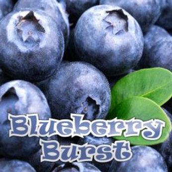 Qcig Blueberry Burst 10ml Various Strengths