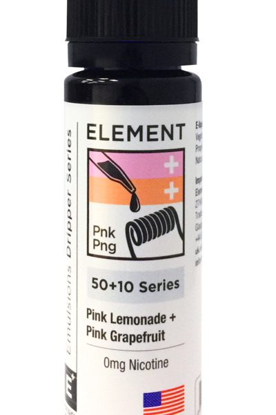 Elements Pink Lemonade & Pink Grapefruit 50ml S/F