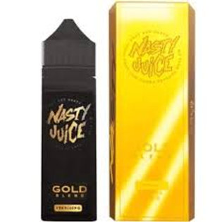 Nasty Gold Blend 50ml Short Fill