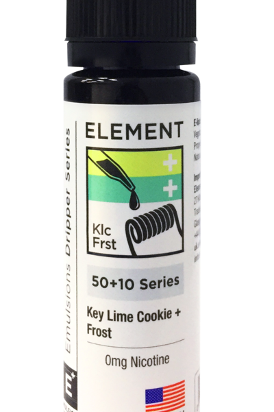 Elements Key Lime Cookie & Frost 50ml S/F