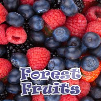 Qcig Forest Fruits 10ml Various Strengths