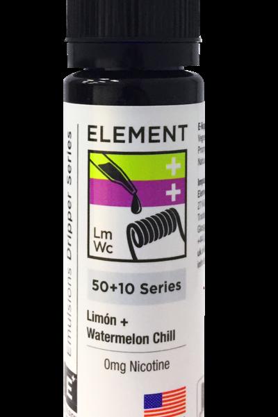 Elements Limon & Watermelon Chill