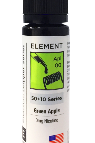 Elements Green Apple 50ml S/F