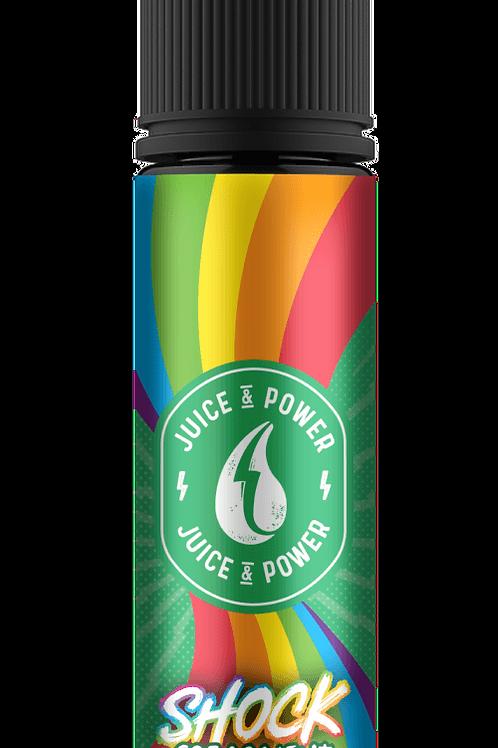 Juice N Power Shock Spearmint 50ml S/F