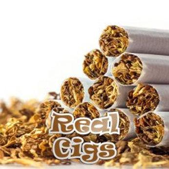 Qcig Real Cigs 10ml Various Strengths