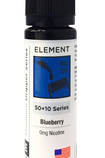 Elements Blueberry 50ml S/F