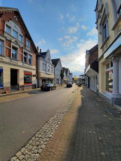 Die Begastraße
