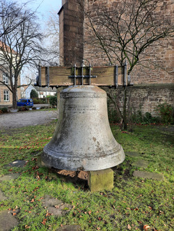 Die Glocke an der Kilianskirche