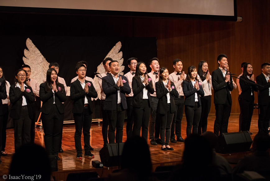 Choir and EXCOs