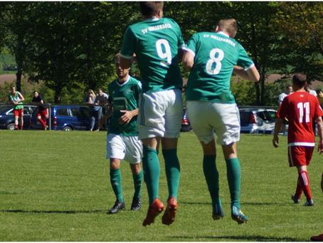 SV Kollerbeck beendet die Saison mit einem Auswärtssieg in Stahle