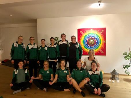 Update von der Damenmannschaft zur Vorbereitung der Rückrunde