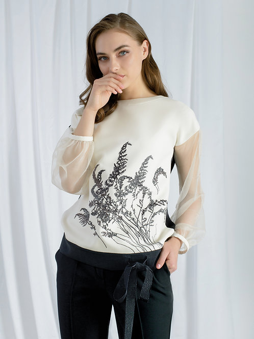 Burvin блуза 6670