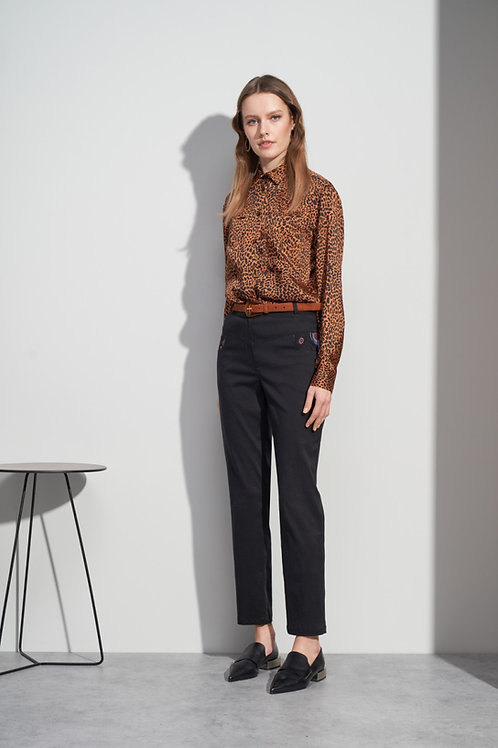 Burvin блуза 7055