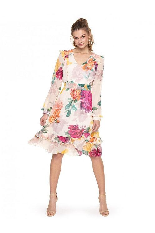 Lame de Femme Paris платье