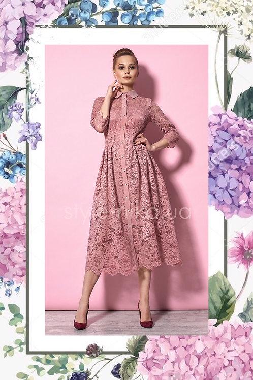 Платье Розовое Нурсаче
