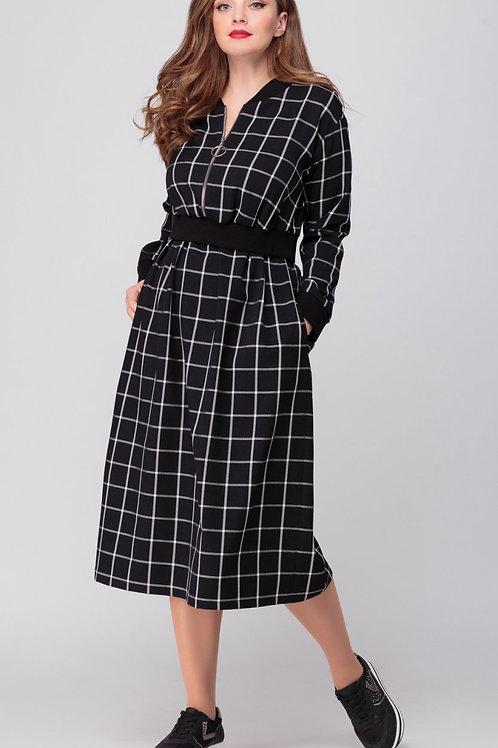 Платье черное 1313