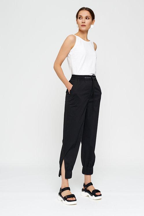 Burvin брюки 7980 черные / серые