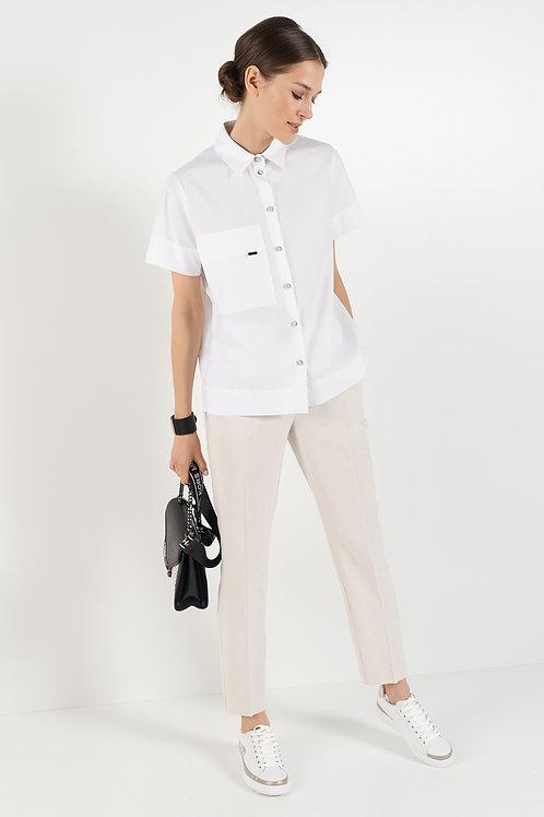 Burvin рубашка 7418