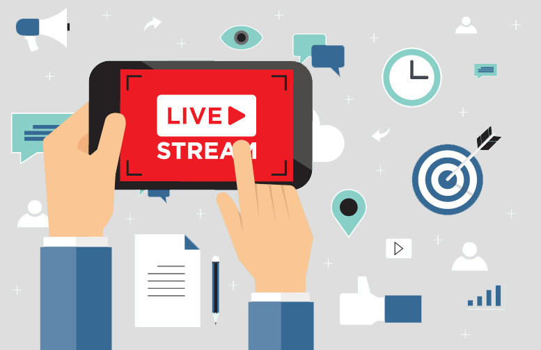 Go Live on Social Media to optimize your Real Estate Investment pages to the next level! How to deal with imperfections when you want to go Live.