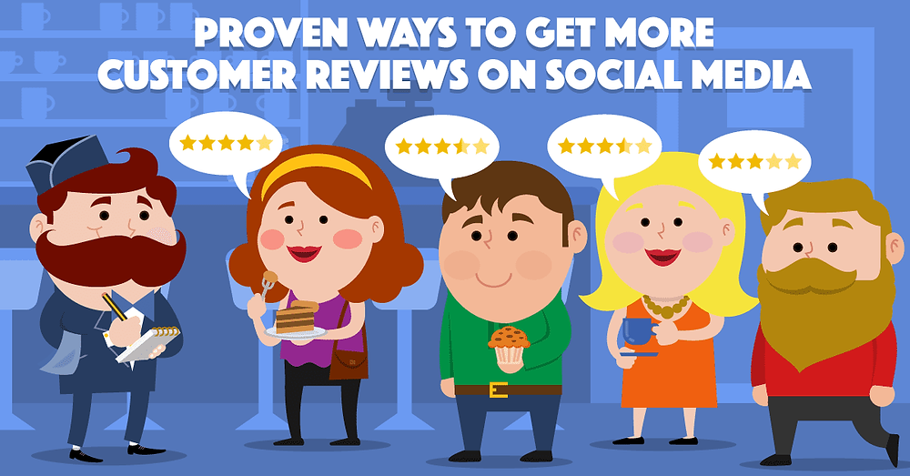 Collecting reviews from sellers will propel your real estate investing pages forward.