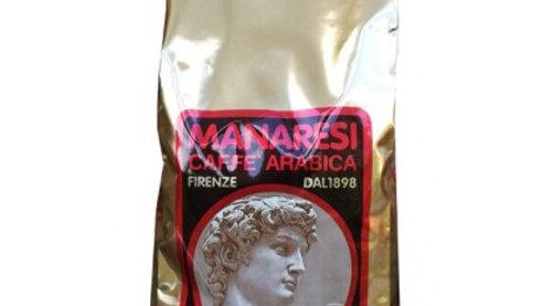 Manaresi Oro coffee beans