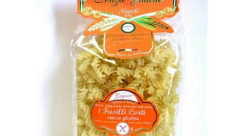 Gluten Free Fusilli PGI
