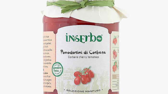 Corbara cherry tomatoes