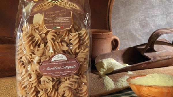 Whole Wheat Big Fusilli PGI