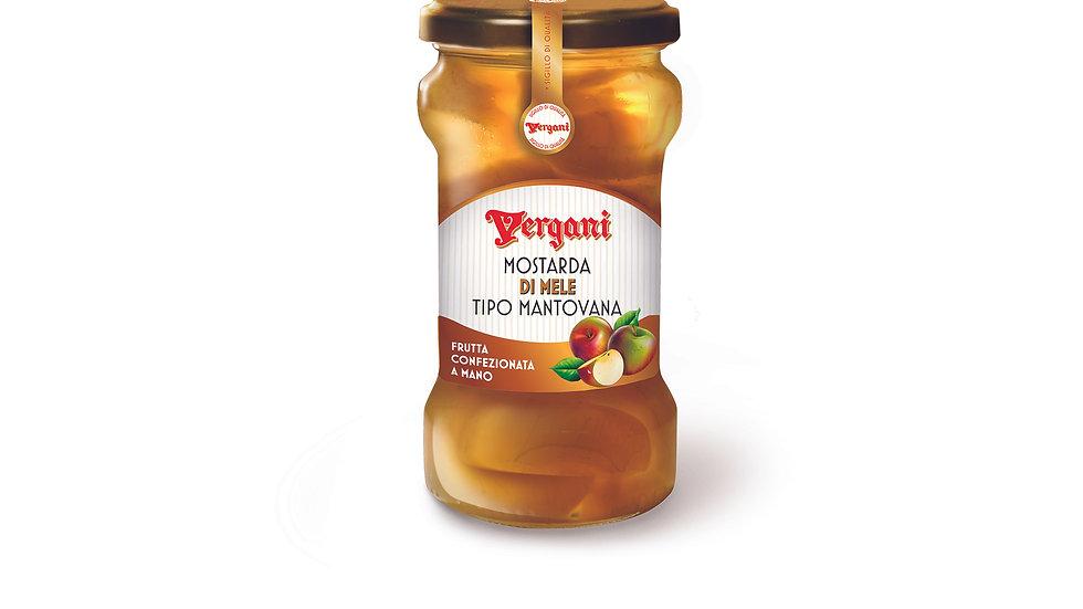 Apple Mustard Jar