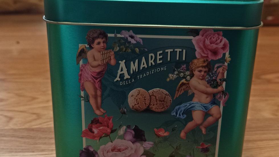 Amaretti tin box