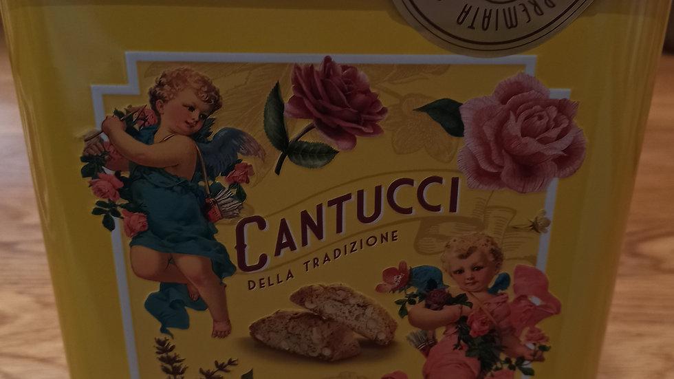 Cantuccini tin