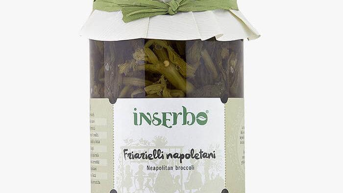 Neapolitan broccoli (Friarielli)