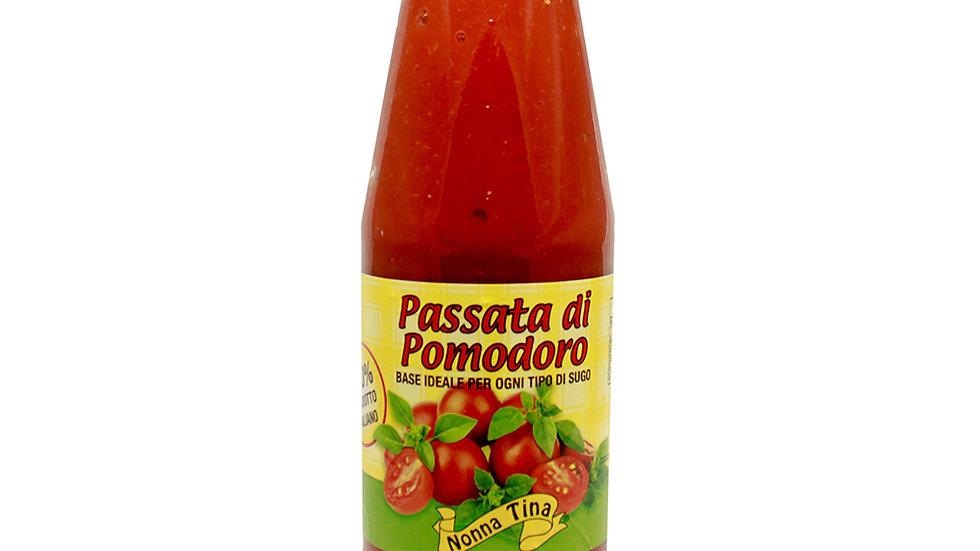 Passata with 100% Italian Tomatoes