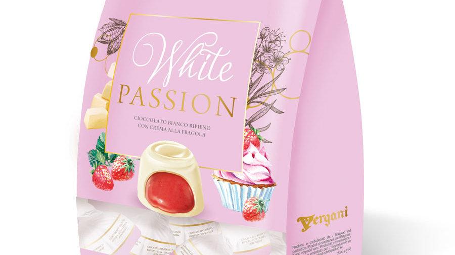 White passion Strawberry
