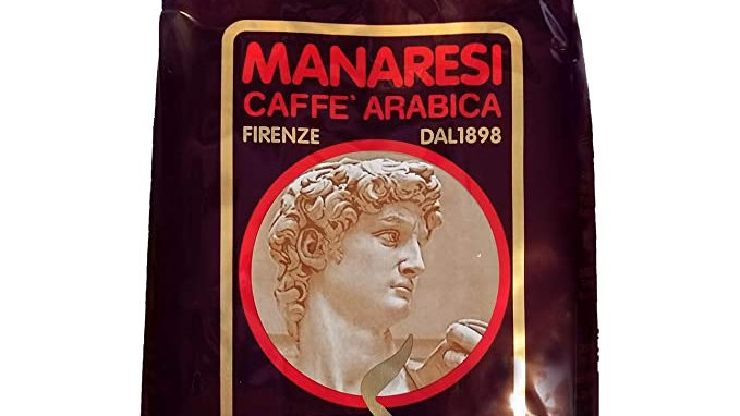 Manaresi Marrone ground coffee