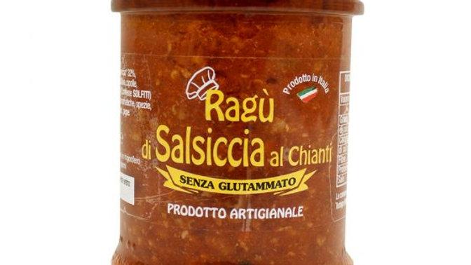 Sausage Ragù with Chianti