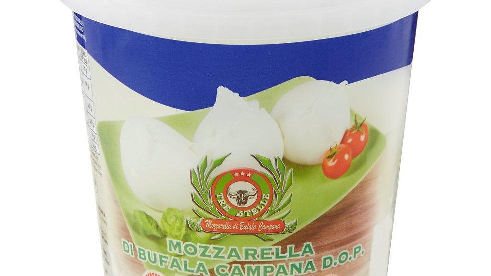Buffalo Mozzarella 500gr Bucket