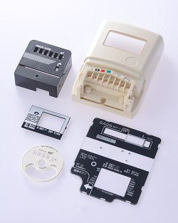 プラスチック・樹脂への印刷