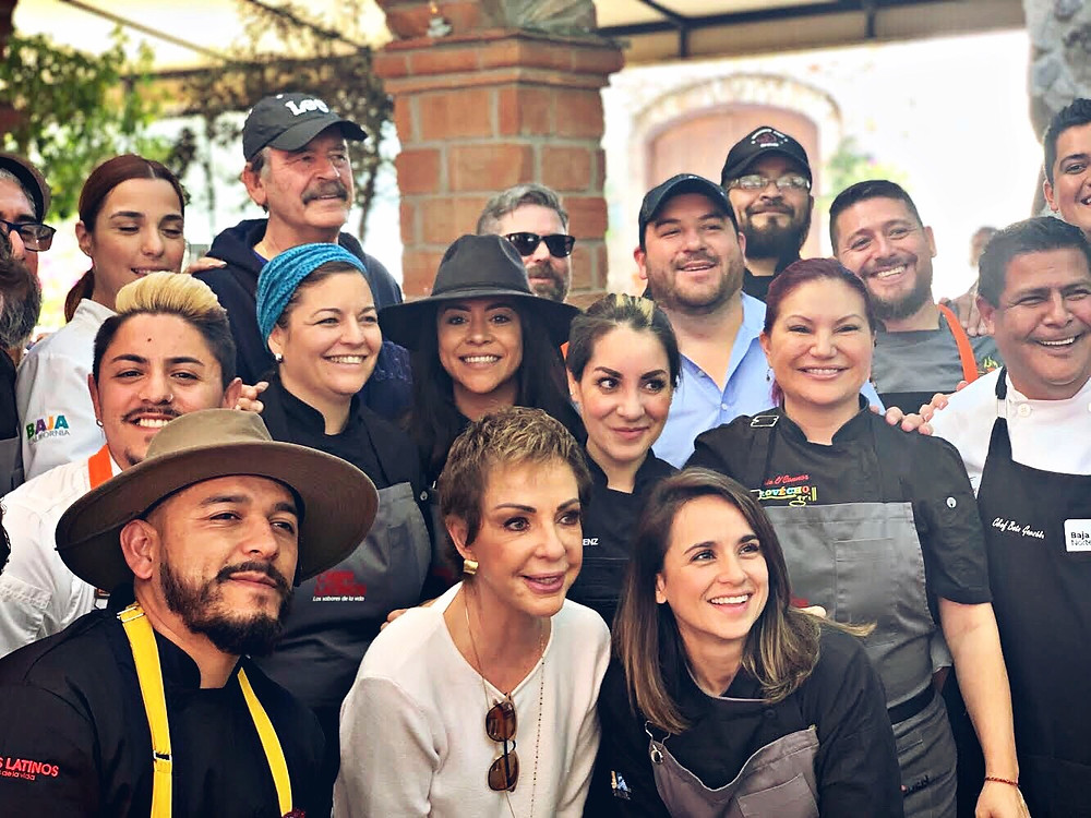 TOP CHEFS LATINOS GASTRONOMY FESTIVAL