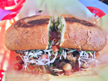 Dish It: Torta from Mike's Taco Club