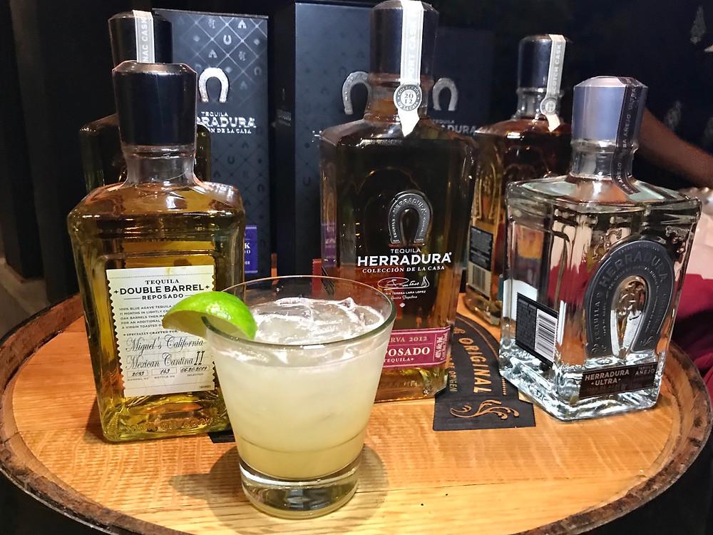 Miguel's Herradura Double Barrel Reposado Tequila Margarita