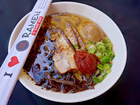 Soho Ramen & Sake Bar Grand Opening July 9th